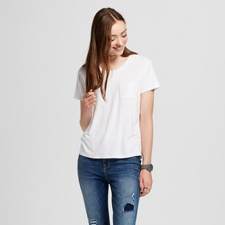 Mossimo Supply Co. Women's Short Sleeve Softest Crew Tee - Mossimo Supply Co. $8 thestylecure.com