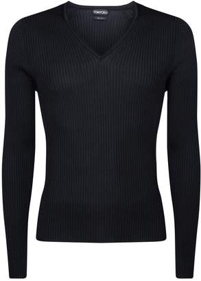 Tom Ford Ribbed Sweater