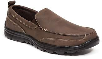 Deer Stags Everest Faux Leather Slip-On - Wide Width Available