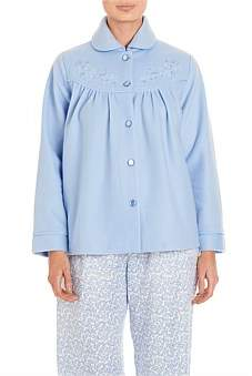Givoni Button Up Bed Jacket