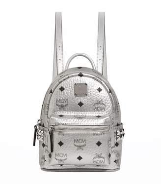MCM Small Stark Stud Backpack