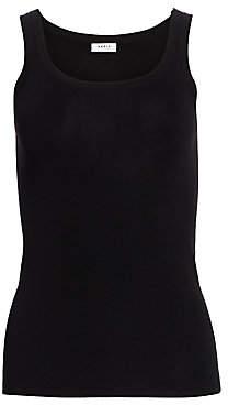 Akris Punto Women's Elements Wool Tank Top