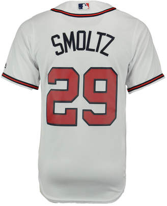 Majestic Men John Smoltz Atlanta Braves Cooperstown Replica Cb Jersey