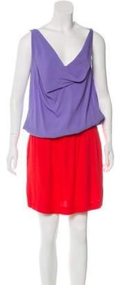 Diane von Furstenberg Lou Midi Dress
