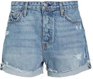 GRLFRND Kerry Denim Shorts