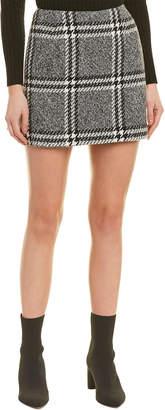 Rachel Zoe Kym Wool-Blend Skirt
