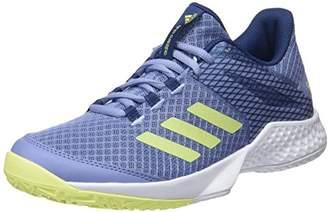 adidas Women's Adizero Club W Fitness Shoes, Blue (Azutiz/Seamhe / Indnob 000)