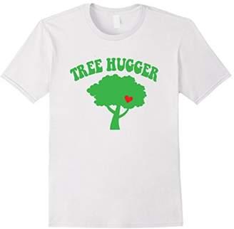 Tree Hugger Nature Lover Outdoor Love Hippie T-shirt