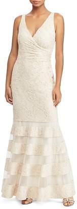 Lauren Ralph Lauren Lace Mermaid Gown - 100% Exclusive