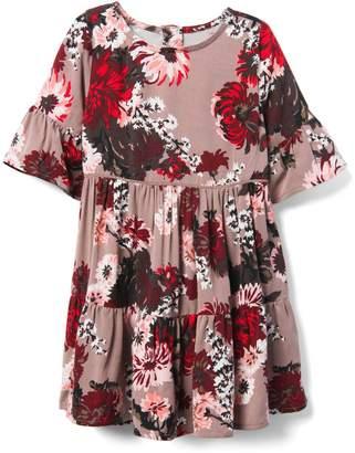 Crazy 8 Crazy8 Toddler Floral Empire Waist Dress
