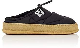 Maison Margiela Men's Drawstring Slip-On Sneakers