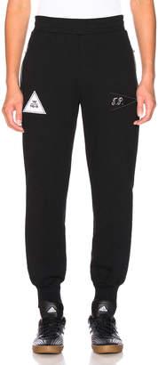 Gosha Rubchinskiy Velcro Detail Sweatpants