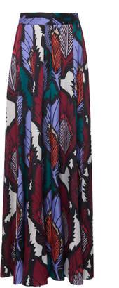 Carolina Herrera Printed Full Length Pant