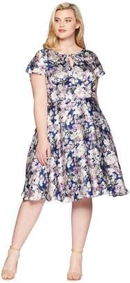 Unique Vintage Plus Size Formosa Dress Women's Dress