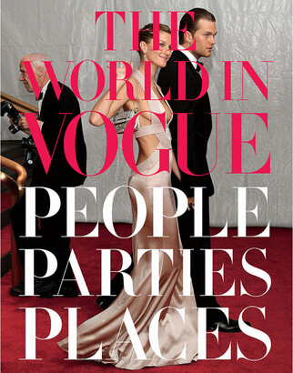 Penguin Random House The World In Vogue Book