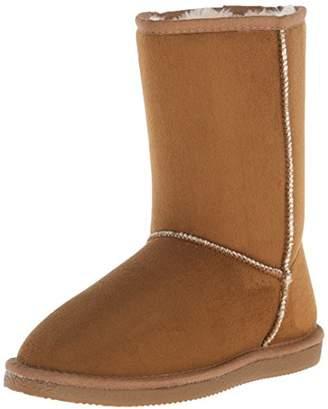 Western Chief Women's Plush Slipper Boot