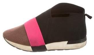 Balenciaga Race Runner Slip-On Sneakers