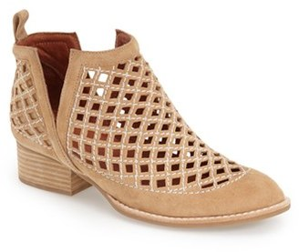 Jeffrey Campbell 'Taggart' Cutout Bootie (Women) $179.95 thestylecure.com