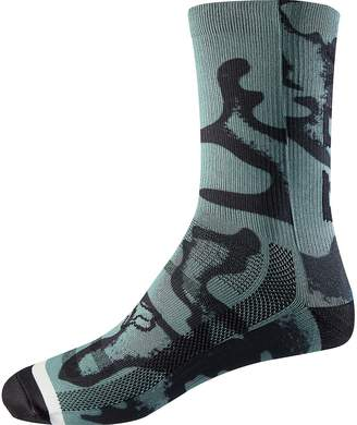 Fox Racing Trail Print 8in Sock - Women's