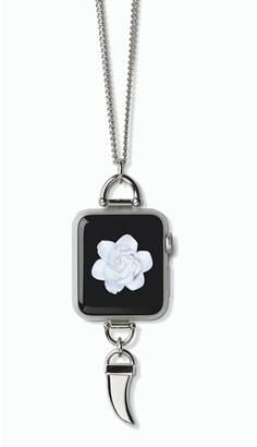 "Bucardo Apple Watch Charm Necklace ""Horn"""