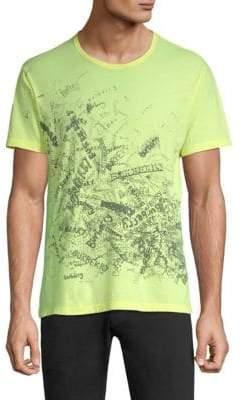Burberry Rydonbiro Scribble Logo T-Shirt