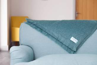 Atlantic Blankets Luxurious Mohair Wool Throw