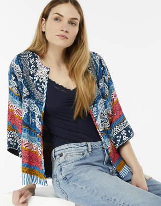 Monsoon Lorenna Print Soft Jacket