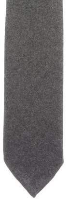Thom Browne Wool Skinny Tie