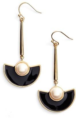 Women's Kate Spade New York Taking Shape Drop Earrings $68 thestylecure.com