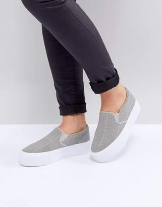 Asos DESIGN Deacon Chunky Slip On Sneakers