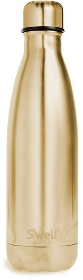 S'Well 'Metallic Collection - Yellow Gold' Stainless Steel Water Bottle
