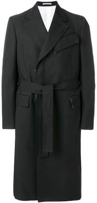 Calvin Klein double breasted coat