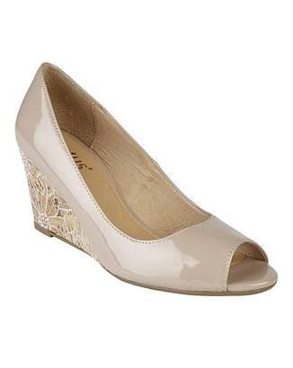 Lotus Cabina Wedge Shoes