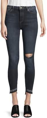 DL1961 Premium Denim Women's Chrissy Trimtone Skinny Jeans