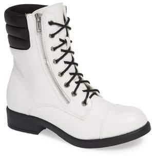 Mia Maeva Combat Boot