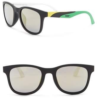 Puma 50mm Square Sunglasses