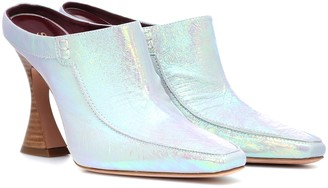 Sies Marjan Dena 100 leather mules