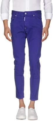 DSQUARED2 Denim pants - Item 42648564
