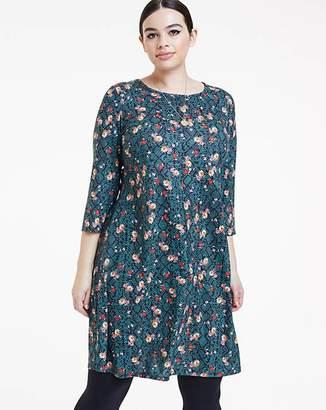 694ee09252eb Long Sleeve Swing Dress - ShopStyle UK