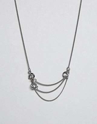 Cheap Monday Lock Necklace