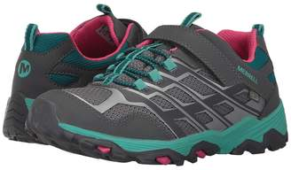 Merrell Moab FST Low A/C Waterproof Girls Shoes