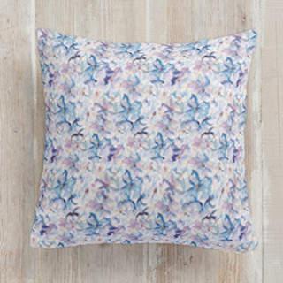 Hydrangea Square Pillow