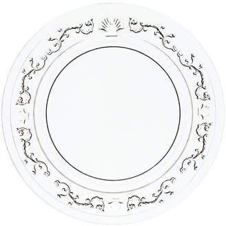 "La Rochere Versailles 7.5"" Diameter Salad Plate, Set of 6"