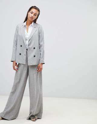 Sisley super wide leg PANTS