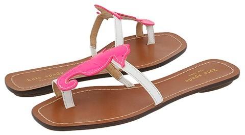 Kate Spade - Merrie (Pink Neon Patent)