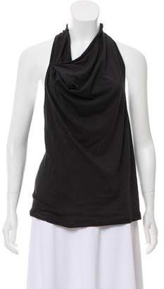 Edun Embellished Sleeveless Top
