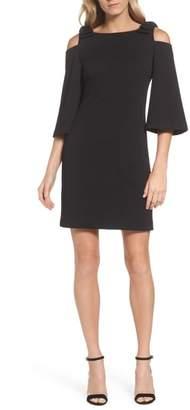 Trina Turk trina Aria Cold Shoulder Sheath Dress