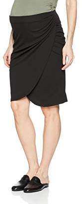 New Look Maternity Women's Twist Wrap Skirt,(Manufacturer Size:)