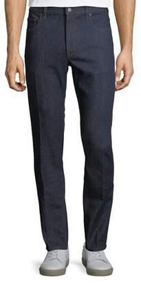 Z Zegna Five-Pocket Stretch-Cotton Denim Jeans
