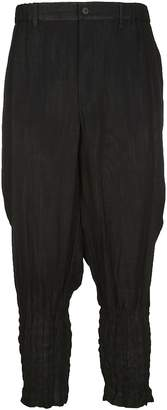 Issey Miyake Crease Effect Trousers